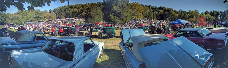 Rockville Antique and Classic Car Show - 2016