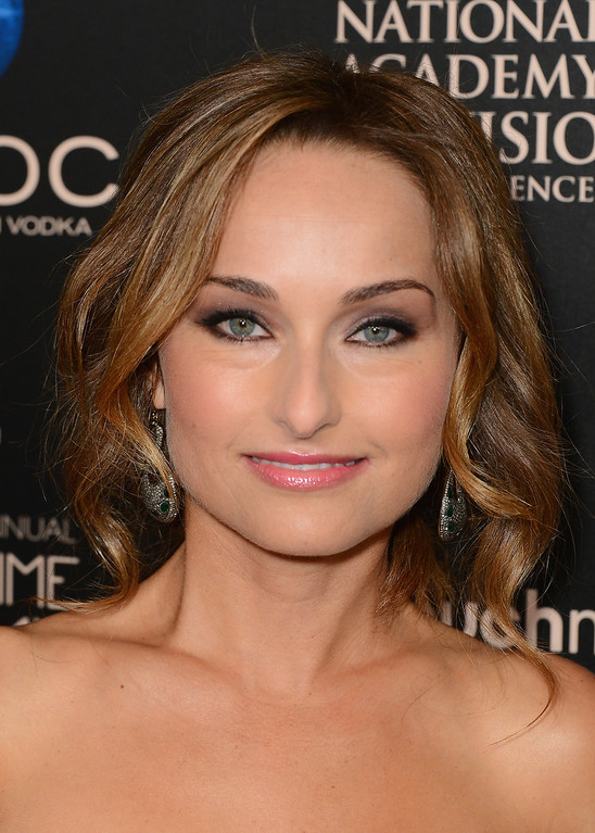 . TV personality Giada De Laurentiis attends The 40th Annual Daytime Emmy Awards at The Beverly Hilton Hotel on June 16, 2013 in Beverly Hills, California.  (Photo by Mark Davis/Getty Images)