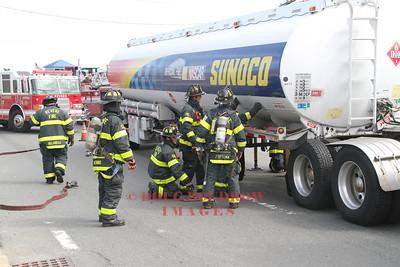 Revere, MA - Tanker Accident, 169 Squire Road, 6-11-14