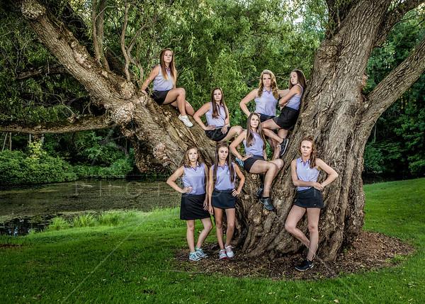 W Golf Team 2015
