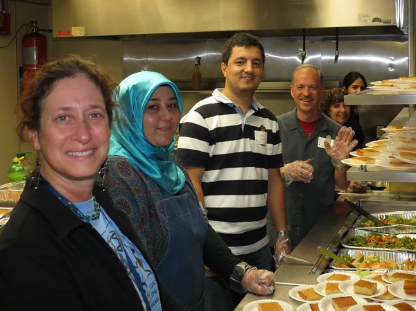 Abrahamic Reunion Community Service Silicon Valley 2014