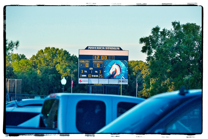 Varsity vs  Arlington Colts 10-26-18
