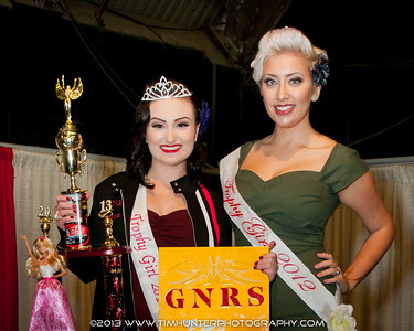 2013 Grand National Roadster Show Pin-up Contest