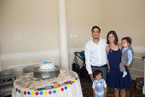 Devins 1st Birthday