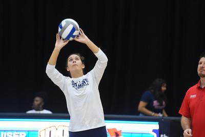 Volleyball Bruiser Showcase