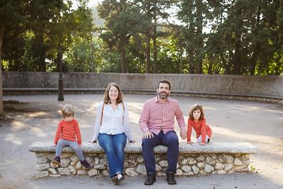 Lucia y familia