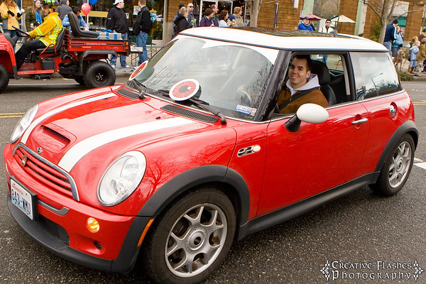 Puget Sound Mini Motoring Club