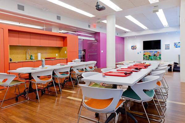 RMA's New Education Center