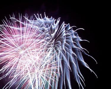 Aptos Fireworks October 2010