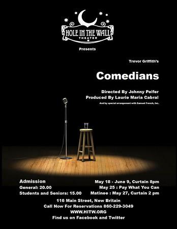 Comedians Flyer