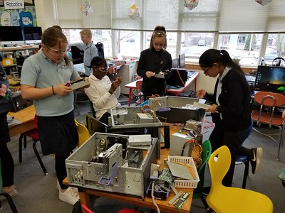 Makerspace 2019 projects