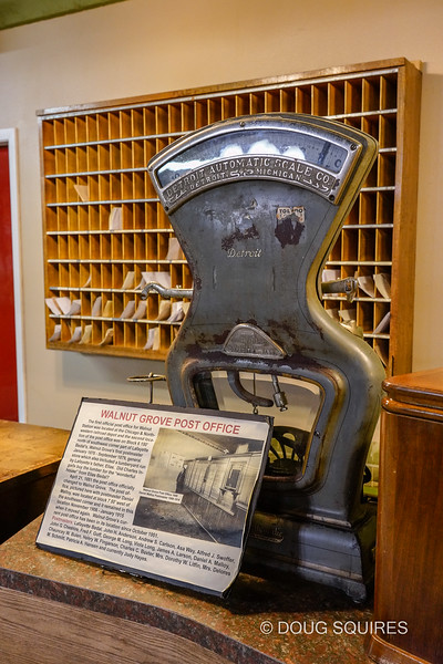 Detroit Automatic Scale Laura Ingalls Wilder Museum