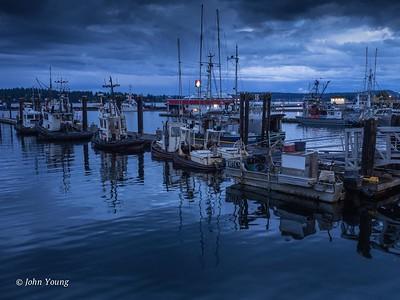 Nanaimo Boat Basin -10-10-2017