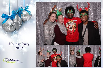 Oklahoma Central Credit Union Holiday Party 2019