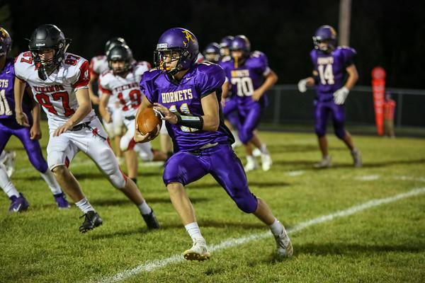 2019-09-26 Freshman FB vs Huntington North