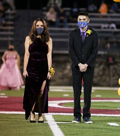 Cherokee High School Homecoming festivities, March 26