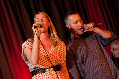 Karaoke at the Four Seasons - Day 3