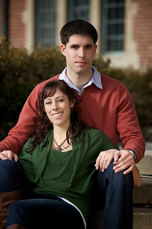 Megan & Brad