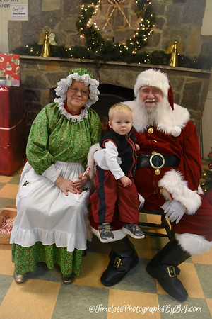 2016 Ranch Hope Lunch with Santa