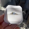.61ct Old European Cut Diamond Vintage Solitaire, by Tiffany & Co  GIA F VS2 8