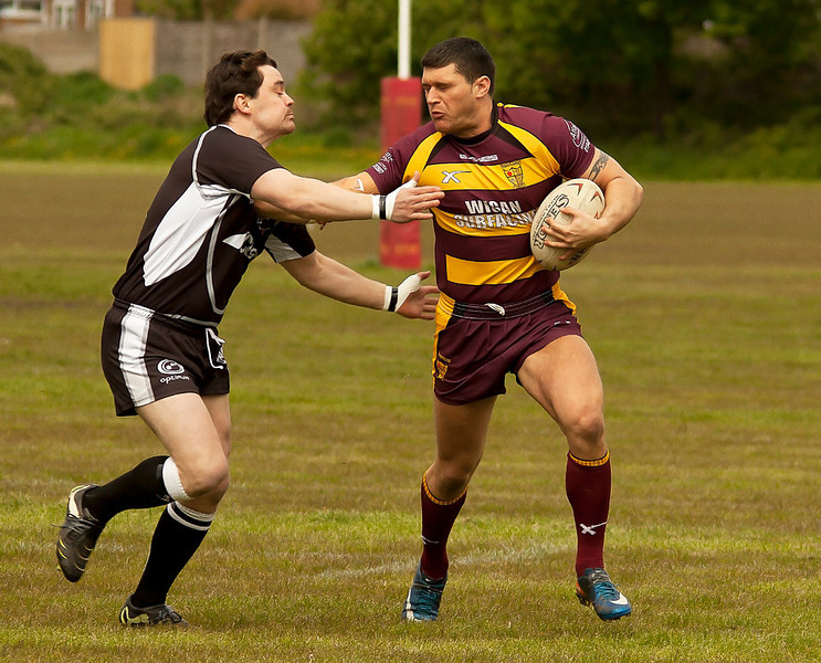 St. Judes v Castleford Panthers