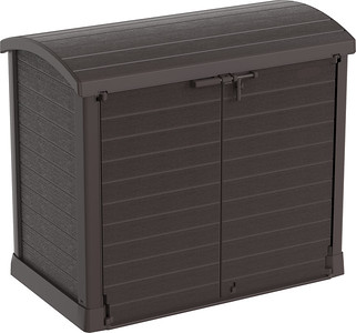 1200 L Arc Lid Brown