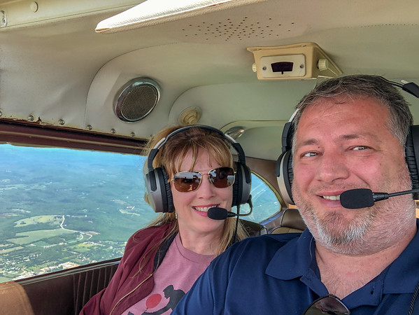 2019-04-28 Fun Flight to LR