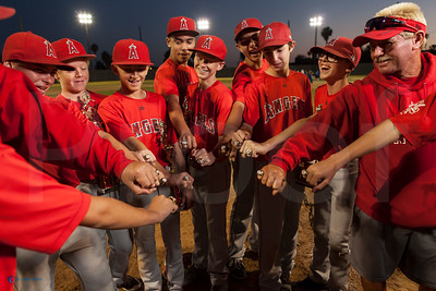 Angels Baseball 2017