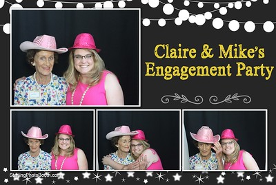 Claire & Mike's Engagement Party