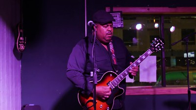"""Blues for Babes"" Larry McCray Band"