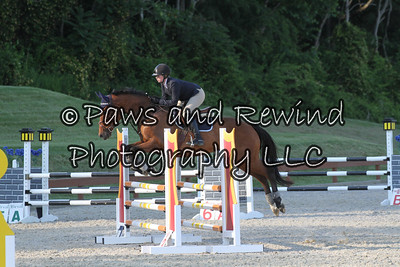 Jumper Ring:  Level 3 Jumpers/High Child/Adult