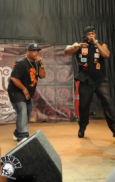 Busta Rhymes 8/14/2011- 09' Rock The Bells- YMM #71