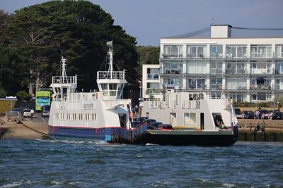 Sandbanks Chain Ferry, Poole