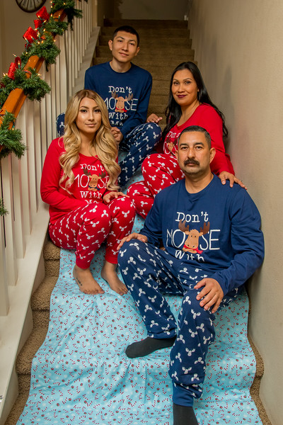 Patricia B. & Family Christmas Photos 11-19-17