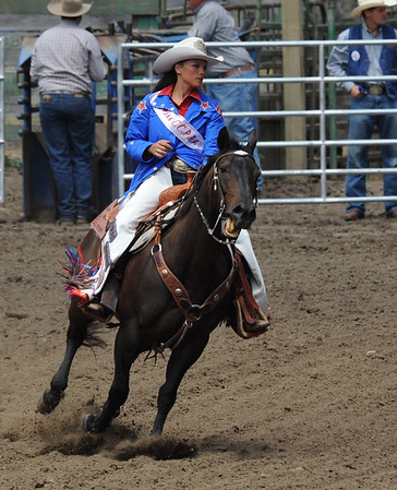 FORTUNA RODEO SATURDAY 2012