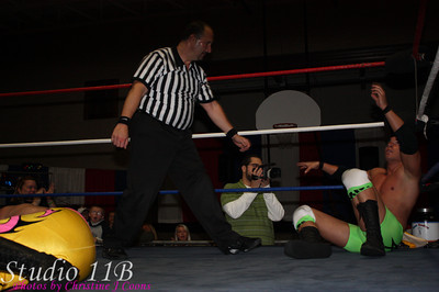 GPW 091017 - Sab Labrada vs Chris Forza