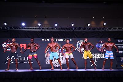 Men's Physique Open E