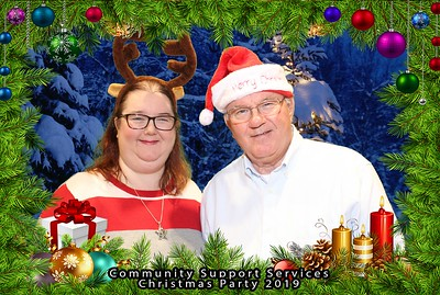 Community Support Services Holiday Party 12.12.2019