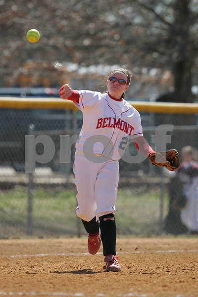 Belmont vs. Northwest Rankin Fast Pitch Softball