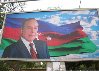 Heydar Aliyev - Our Glorious Leader, Father of Azerbaijan, Whose Name Shall Live Beyond Eternity