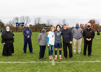Soccer Senior Day 2020