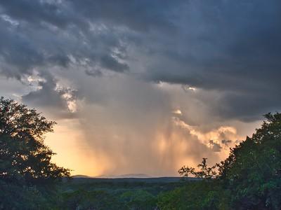 Surprise Pop-Up Thunder Shower