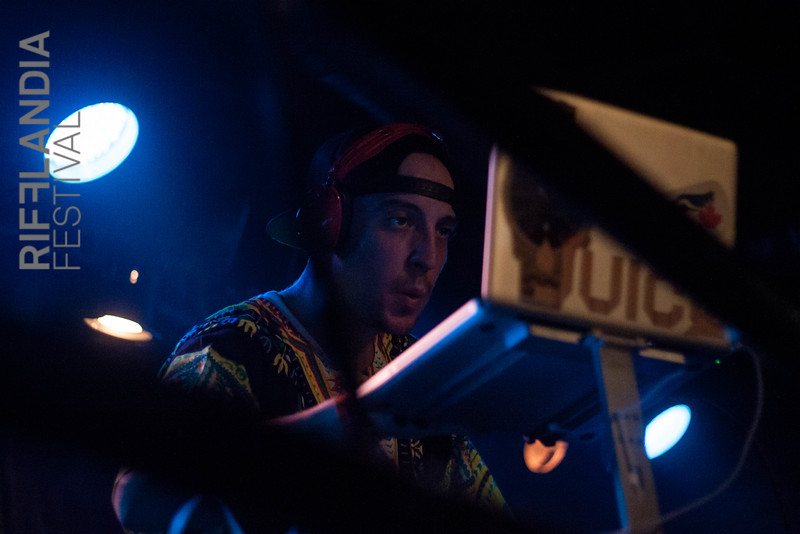 DJ Juice - Allison Spargo