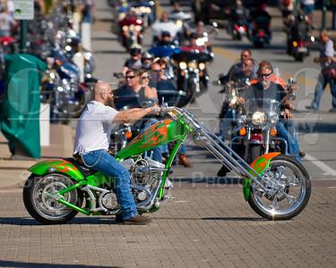 2011 - Bikes, Blues & BBQ