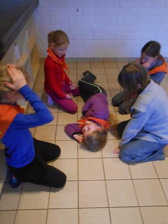 2013-2014 - Weekend - Meisjes - Westouter