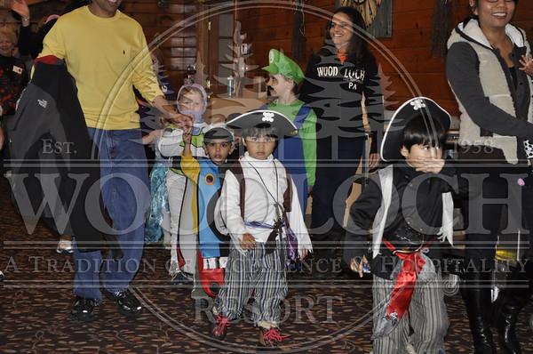 October 25 - Halloween Parade