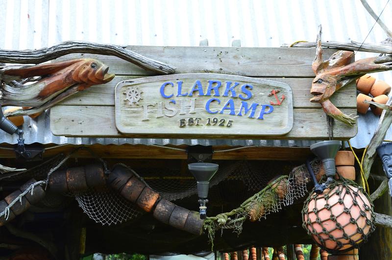 Clark's Fish Camp