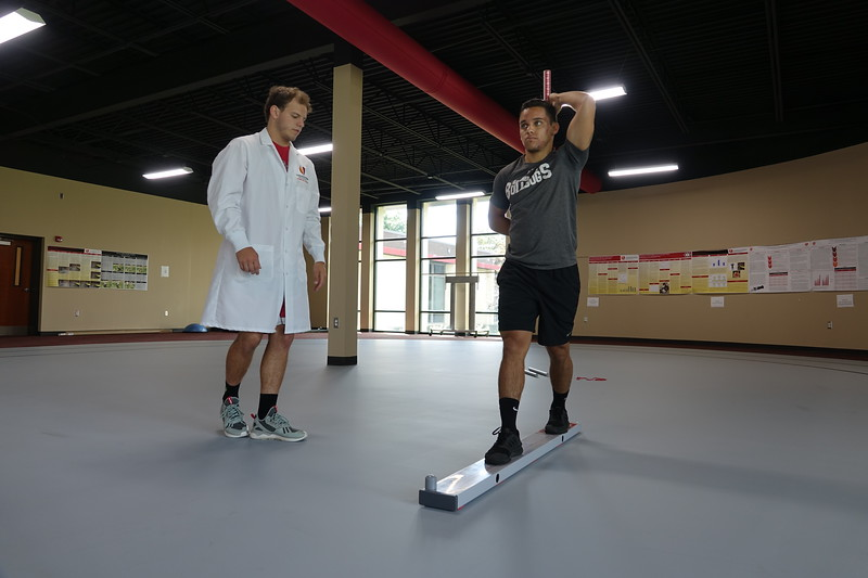 Exercise Science Classroom