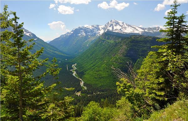 Glacier National Park, July 2012
