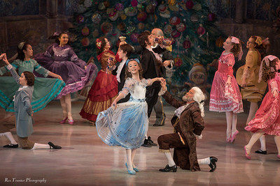 Nutcracker Performance  - Act I  (Cast A Party/Grandfather)